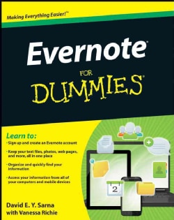 Evernote for Dummies (Paperback)