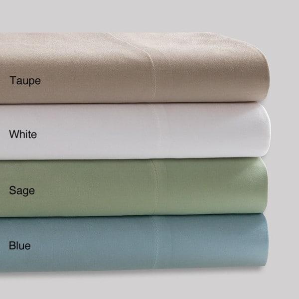 Cool Sleep Cotton Sateen 300 Thread Count Queen-size Sheet Set