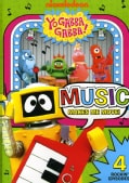 Yo Gabba Gabba: Music Makes Me Move! (DVD)