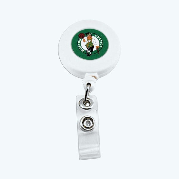 Boston Celtics Retractable Badge Reel