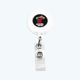 Miami Heat Retractable Badge Reel