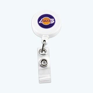 Los Angeles Lakers Retractable Badge Reel