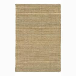Hand-woven Mandara Natural Living Jute Rug (7'9 x 10'6)