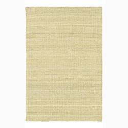 Hand-woven Natural Living Jute Rug (7'9 x 10'6)