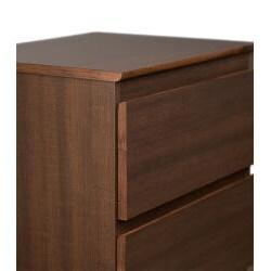 Escala Espresso Four-drawer Dresser