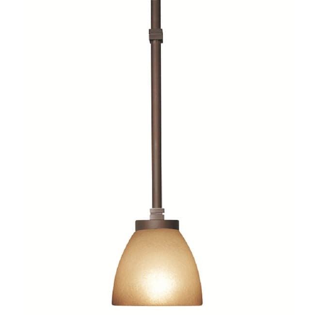 Woodbridge Lighting Wayman 1-light Mini Pendant