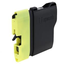 INSTEN Brother LC-61 Compatible Yellow Ink Cartridges (Pack of 3)