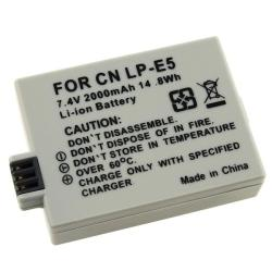 Compatible Li-ion Battery for Canon LP-E5/ EOS Rebel XSi