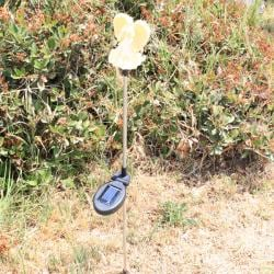 Solar Angel Color Change Light Garden Stakes (Pack of 2)