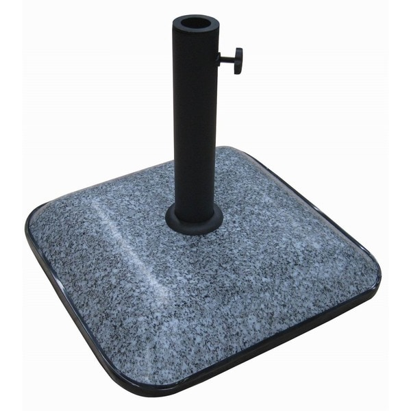 International Caravan Square 20-inch 55-pound Resin Umbrella Base