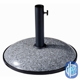 International Caravan Round 17-inch 35-pound Resin Umbrella Base