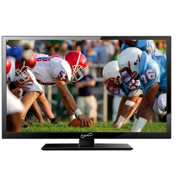 "Supersonic SC-1911 720p 19"" AC/DC 12 Volt HD LED TV"
