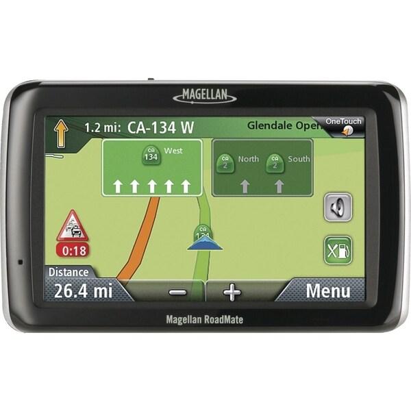 Magellan RoadMate 2036-MU Automobile Portable GPS Navigator