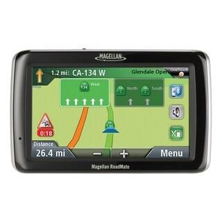 Magellan RoadMate 3055-MU Automobile Portable GPS Navigator