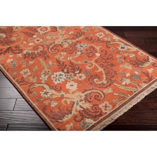 Reversible Venus Wool Rug (8' x 10')