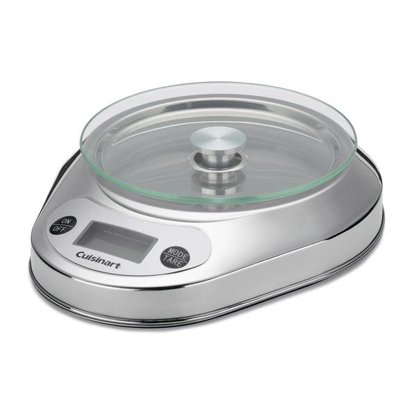 Cuisinart KML-KO3B Precision Chef Bowl Electronic Kitchen Scale