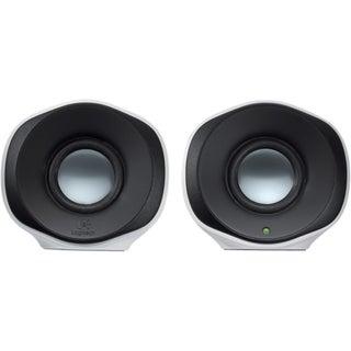 Logitech Z110 2.0 Speaker System - 1.2 W RMS