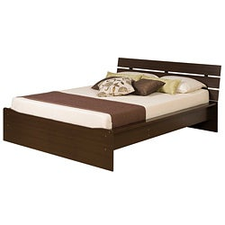 Escala Espresso Full Platform Bed