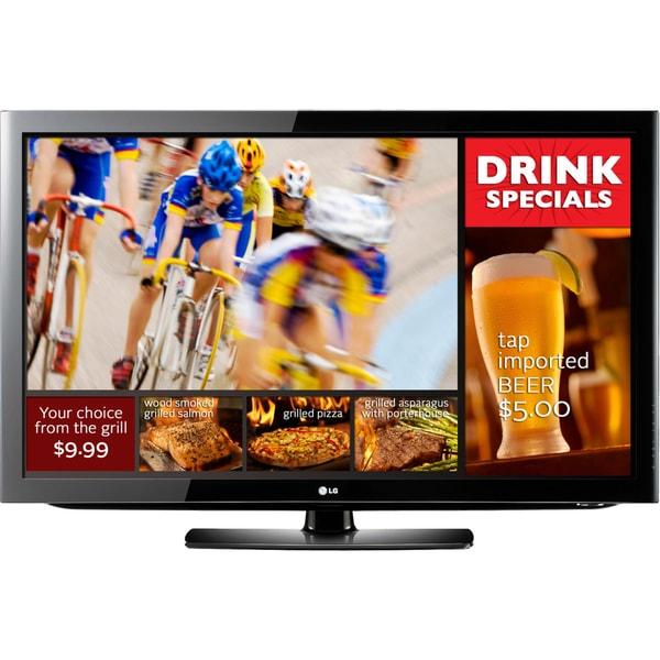 """LG EzSign 42LD452B 42"""" LCD TV"""