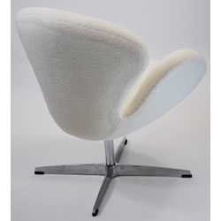 Swan Wool Chair