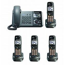 Panasonic KX-TG9391TK2 DECT 6.0 2-line Phone System