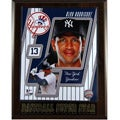 New York Yankees Alex Rodriguez Plaque