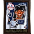 New York Yankees Mariano Rivera Plaque