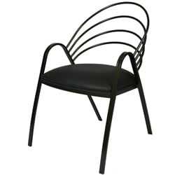 La Costa Midnight Ebony Dining Chair