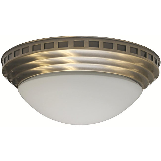 Decorative Dome With Oil Rubbed Bronze Trim 100 Cfm Bath Fan 13673769 Shopping