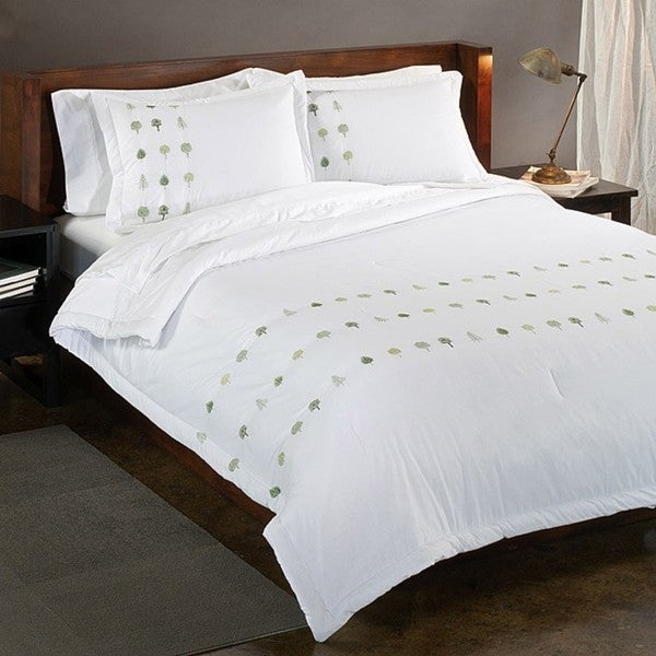 Orchard 3-piece King-size Comforter Set