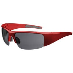 Tour de France Unisex 'Tremble' Red Sport Sunglasses
