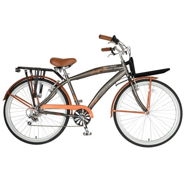 Hollandia Orange Land Cruiser Bicycle
