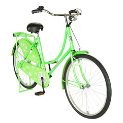 Hollandia New Oma Bicycle in Green
