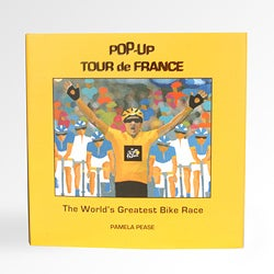 Tour De France Pop-up Book