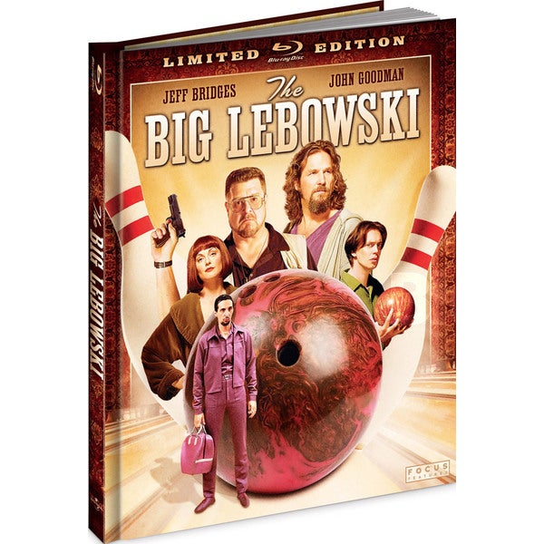 The Big Lebowski (Limited Edition DigiBook) (Blu-ray Disc)