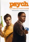 Psych: The Complete Fourth Season (DVD)