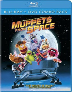 Muppets from Space (Blu-ray/DVD)