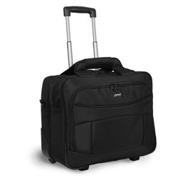 J World 'Sheffield' Rolling 13.5-inch Laptop Briefcase