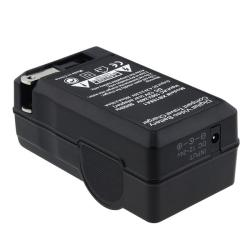 INSTEN Battery and Charger Set for Olympus Li-50V