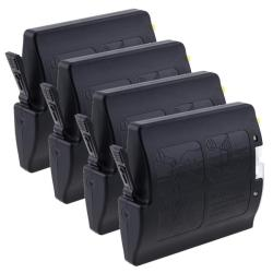 Brother Compatible LC51 Black Ink Cartridges (Pack of 4)
