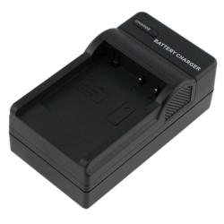 Compact Battery Charger Set for Panasonic DMW-BCF10/ DMW-BCF10E
