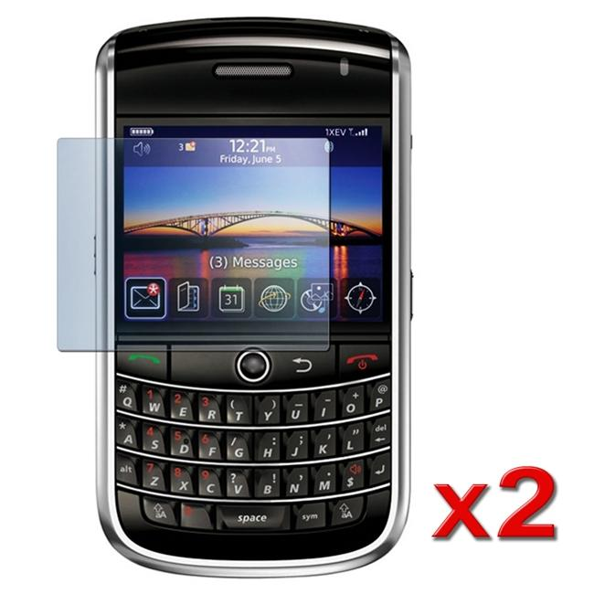 INSTEN Clear Screen Protector for BlackBerry Tour 9630 (Pack of 2)