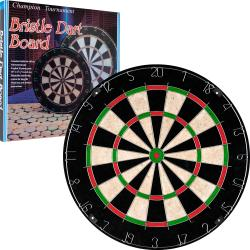 Trademark Games Champion Tournament Bristle Dartboard