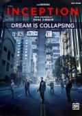 Inception: Dream Is Collapsing: Easy Piano, Sheet (Paperback)