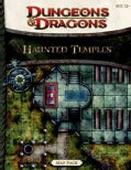 Dungeons & Dragons Haunted Temples Map Pack (Paperback)