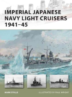 Imperial Japanese Navy Light Cruisers 1941-45 (Paperback)