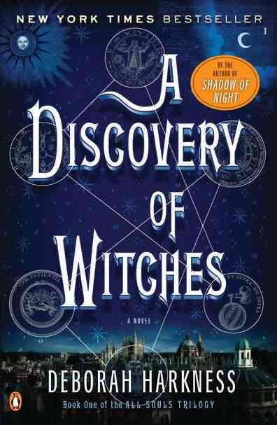 A Discovery of Witches (Paperback)