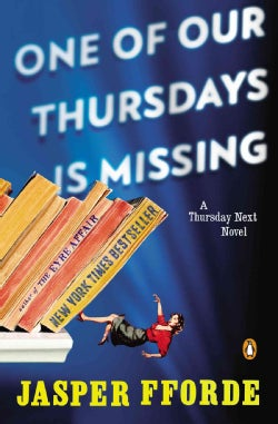 One of Our Thursdays Is Missing (Paperback)
