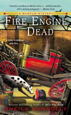 Fire Engine Dead (Paperback)