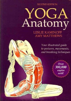 Yoga Anatomy (Paperback)